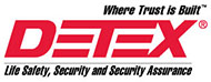 DETEX  Where Trust is Built. Life Safety, Security, and Security Assurance