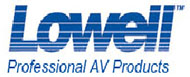 Lowell Professional AV PRoducts